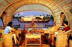 Alappuzha Backwaters Kerala Travel Vacations India