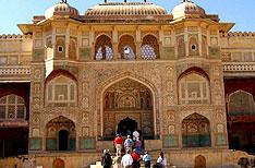 Amer Palace Jaipur Tours Rajasthan