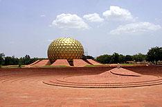 Auroville Pondicherry Vacations Tamil Nadu