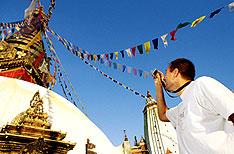 Bouddhanath Stupa Kathmandu Tours and Travels Nepal