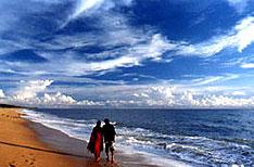 Cherai Beach Cochin Beach Holidays Kerala India
