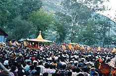 Dussehra Festival Kullu Travels Himachal Pradesh