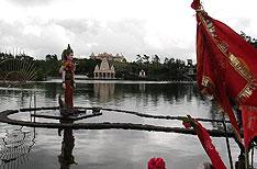 Ganga Talao Lake Mauritius Wlidlife Tours
