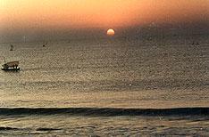 Gopalpur Beach Bhubaneswar Travel Vacations Orissa India