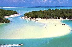 Ile aux Cerfs Mauritius Holidays