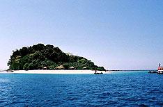 Jolly Buoy Island Andaman and Nicobar Holidays