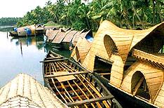 Kottayam Backwaters Kerala Backwaters Tours India