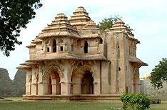 Lotus Mahal Hampi Travel Karnataka India