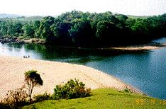 Nongkhnum Island Shillong Tours Meghalaya