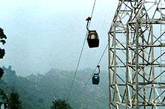 Passenger Ropeway Darjeeling Travels and Tours Uttaranchal India