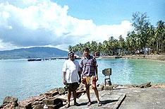 Ross Island Port Blair Travels Andaman and Nicobar
