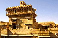 Salim Singh-ki-Haweli Jaisalmer Tours Rajasthan