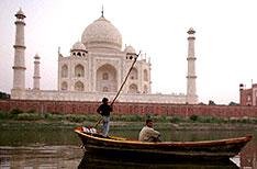 Taj Mahal Agra Vacations India