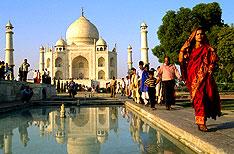 Taj Mahal Agra Uttar Pradesh Tours