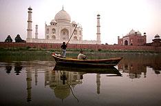 Taj Mahal Agra Uttar Pradesh Vacations