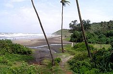 Vagator Beach Goa Beach Vacations India