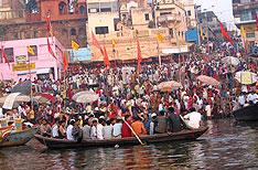 Varanasi Uttar Pradesh Tour Guide India
