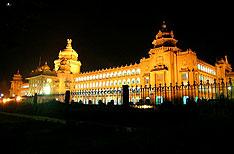 Vidhan Soudha Bangalore Travel Karnataka India