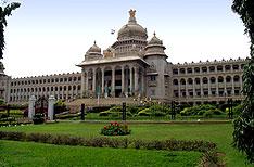 Vidhan Soudha Bangalore Tours and Travels Karnataka India
