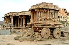 Vithala Temple Hampi Tour Guide Karnataka India