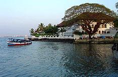 Vypeen Island Cochin Travel Vacations Kerala India